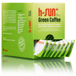 hajoona Grüner Kaffe
